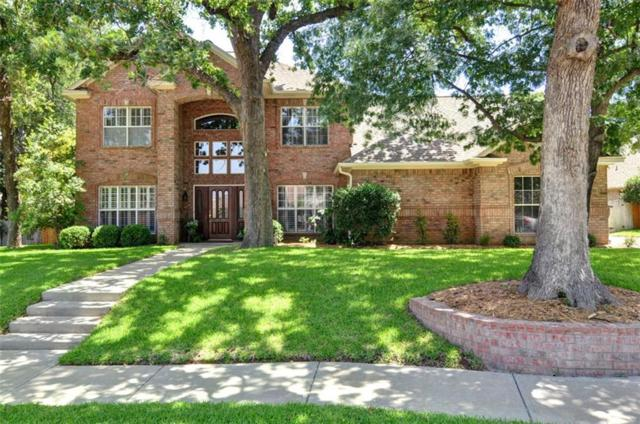 1316 Crows Nest Court, Azle, TX 76020 (MLS #13895552) :: Team Hodnett