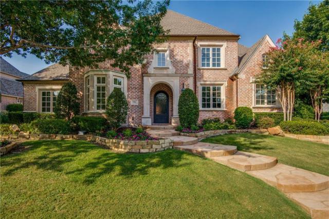 5901 Shady Oaks Drive, Frisco, TX 75034 (MLS #13895627) :: The Holman Group