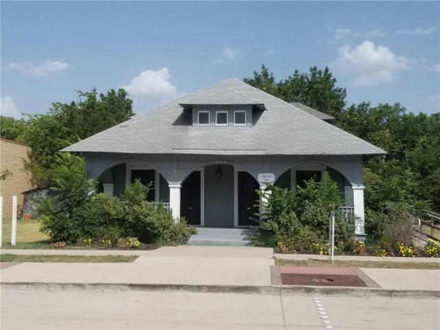 308 N Oak Street, Roanoke, TX 76262 (MLS #13895631) :: Team Hodnett