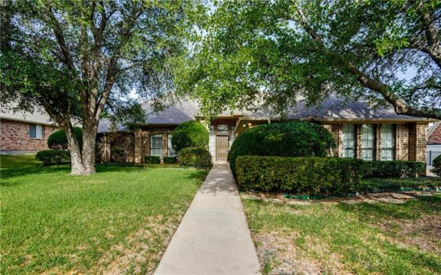 4000 Lost Creek Boulevard, Fort Worth, TX 76008 (MLS #13895664) :: Team Hodnett