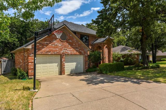 5209 Overridge Drive, Arlington, TX 76017 (MLS #13895668) :: Team Tiller