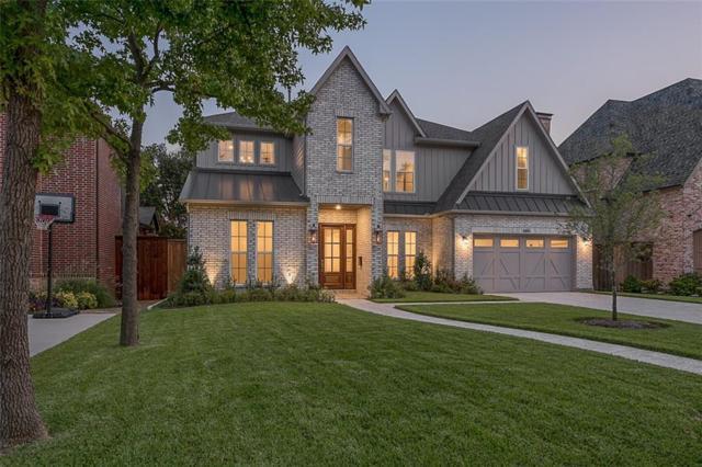 6816 Woodland Drive, Dallas, TX 75225 (MLS #13895677) :: Robbins Real Estate Group