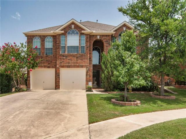 4104 Walnut Creek Court, Fort Worth, TX 76137 (MLS #13895703) :: Team Hodnett