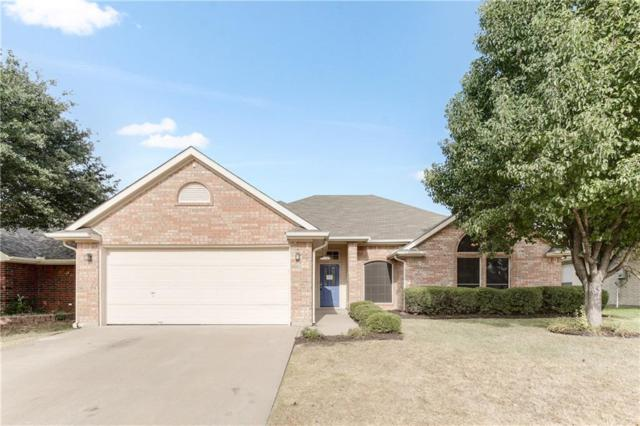 7428 Amber Drive, Watauga, TX 76148 (MLS #13895746) :: Team Hodnett