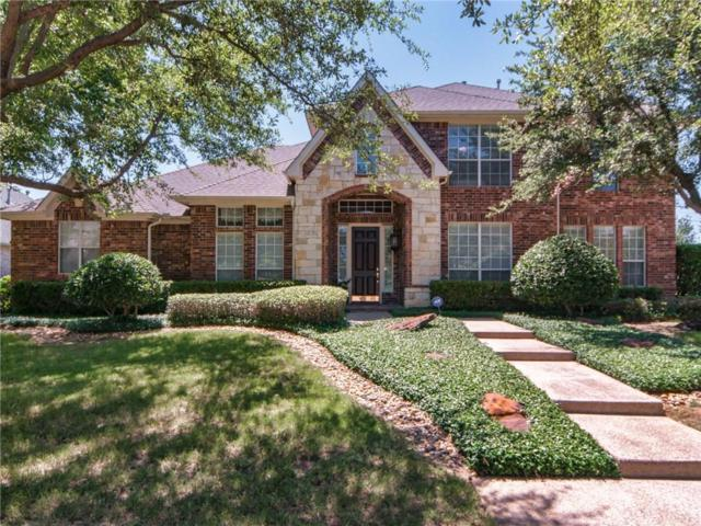 1214 Rancho Serena Drive, Keller, TX 76248 (MLS #13895892) :: The Holman Group