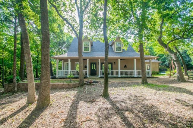290 Aqua Marine Drive, Oak Point, TX 75068 (MLS #13895900) :: Frankie Arthur Real Estate
