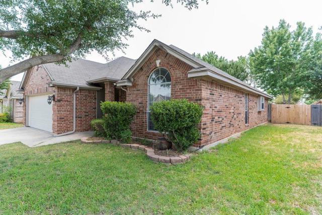 8704 Creede Trail W, Fort Worth, TX 76118 (MLS #13895956) :: Team Hodnett