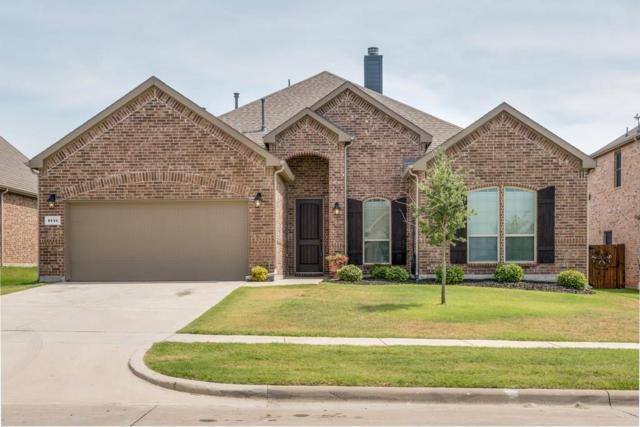 1441 Caruth Lane, Celina, TX 75009 (MLS #13896046) :: Team Hodnett