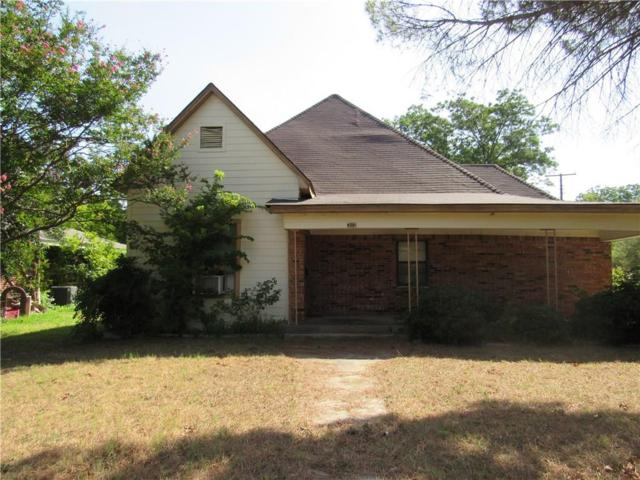 302 Madison Street, Cleburne, TX 76033 (MLS #13896060) :: RE/MAX Pinnacle Group REALTORS