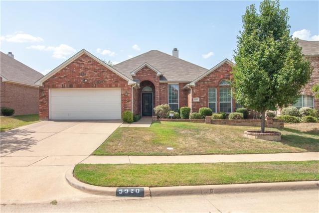 5920 Silver Sage Lane, Grand Prairie, TX 75052 (MLS #13896074) :: Pinnacle Realty Team