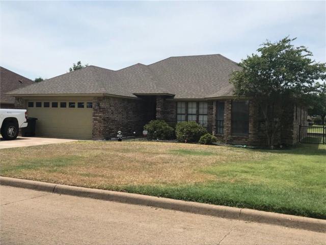 1106 Canvasback Drive, Granbury, TX 76048 (MLS #13896103) :: Team Hodnett