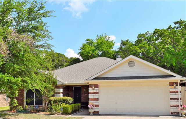525 Sweetwater Drive, Weatherford, TX 76085 (MLS #13896132) :: RE/MAX Town & Country