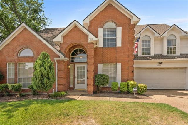 5201 Quail Creek Drive, Mckinney, TX 75070 (MLS #13896154) :: Frankie Arthur Real Estate