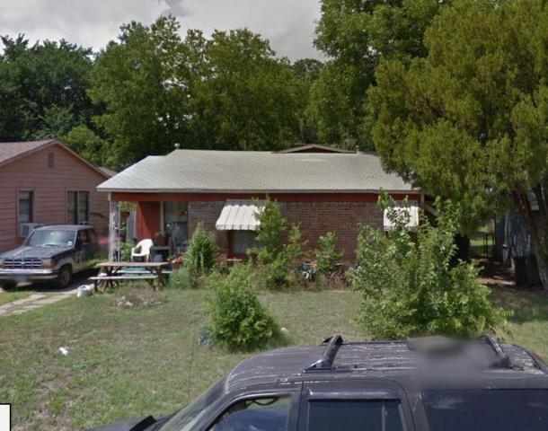 1245 E Robert Street, Fort Worth, TX 76104 (MLS #13896186) :: RE/MAX Pinnacle Group REALTORS