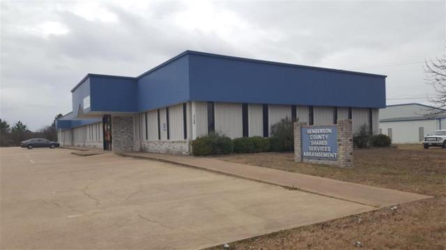 1750 Enterprise, Athens, TX 75751 (MLS #13896245) :: HergGroup Dallas-Fort Worth