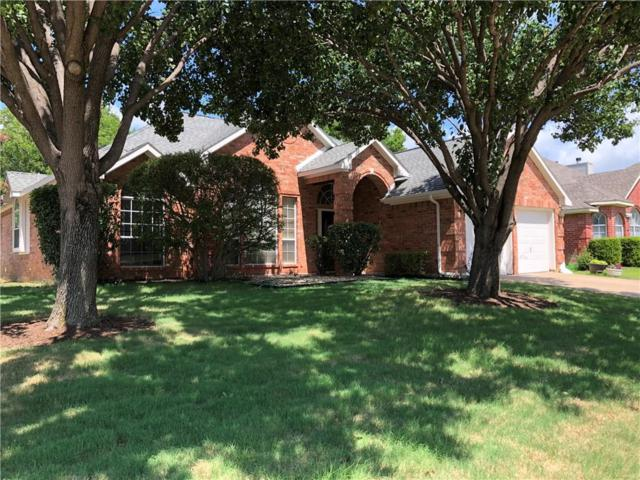 2101 Kings Forest Lane, Flower Mound, TX 75028 (MLS #13896250) :: The Holman Group