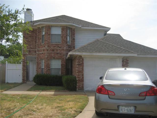4673 Feathercrest Drive, Fort Worth, TX 76137 (MLS #13896253) :: Team Hodnett