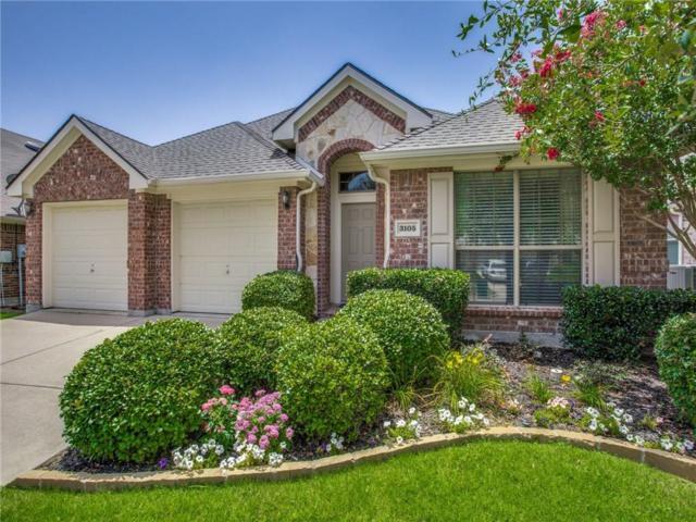 3105 Barkwood Drive, Mckinney, TX 75071 (MLS #13896257) :: Frankie Arthur Real Estate