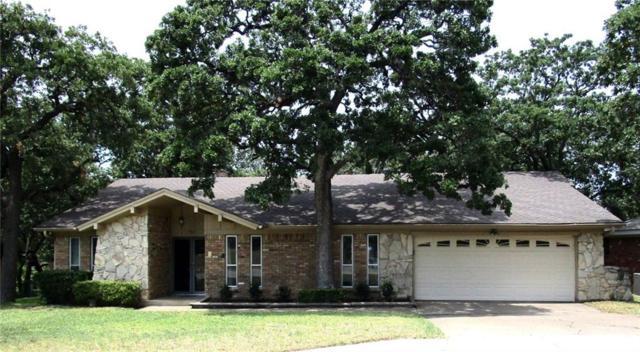 537 Oak Park Drive, Hurst, TX 76053 (MLS #13896263) :: NewHomePrograms.com LLC