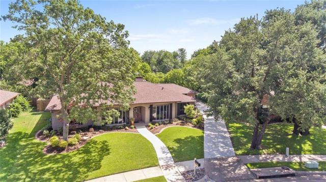 2020 Willowbrook Way, Plano, TX 75075 (MLS #13896330) :: The Holman Group