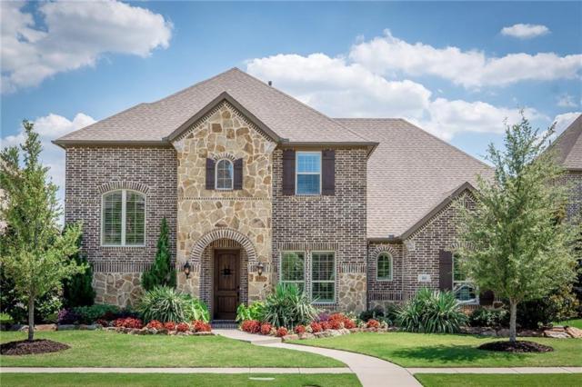 861 Fountain View Court, Allen, TX 75013 (MLS #13896347) :: Robbins Real Estate Group