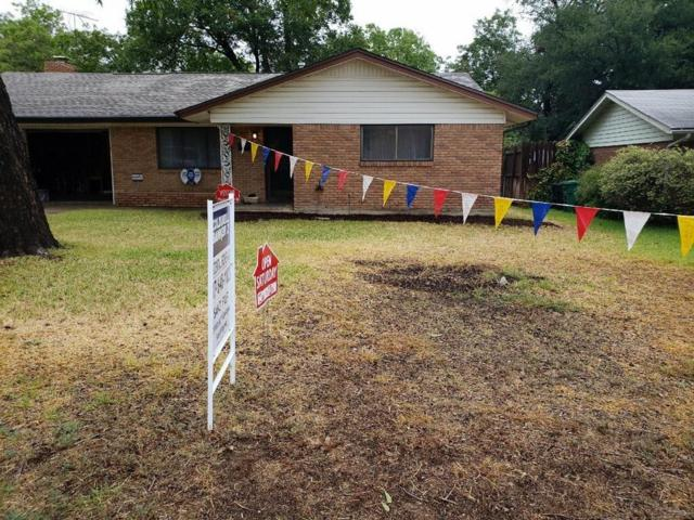 3621 Cimmaron Trail, Fort Worth, TX 76116 (MLS #13896374) :: The Real Estate Station
