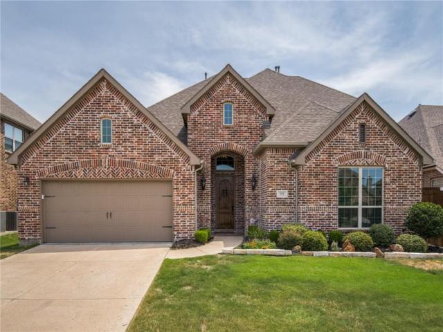 555 El Camino Drive, Frisco, TX 75034 (MLS #13896379) :: The Holman Group