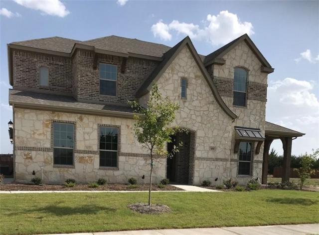 450 Hillstone Drive, Midlothian, TX 76065 (MLS #13896392) :: The Holman Group