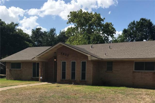 2837 Alan A Dale, Irving, TX 75061 (MLS #13896415) :: Robbins Real Estate Group