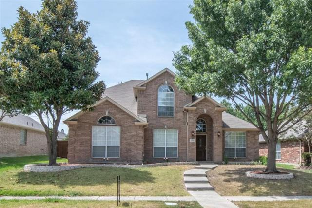 2440 Clear Field Drive, Plano, TX 75025 (MLS #13896550) :: The Holman Group