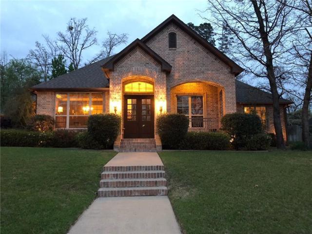 8406 Castleton Way, Tyler, TX 75703 (MLS #13896560) :: Team Hodnett