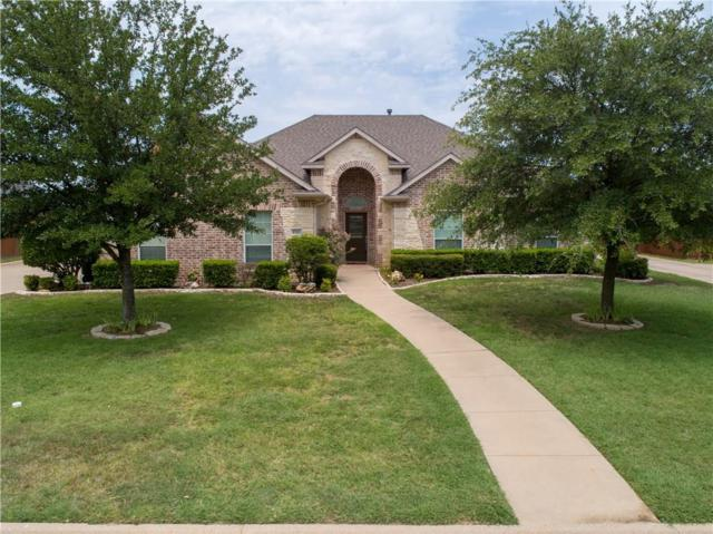1511 Twin Oaks Drive, Cleburne, TX 76033 (MLS #13896602) :: The Real Estate Station