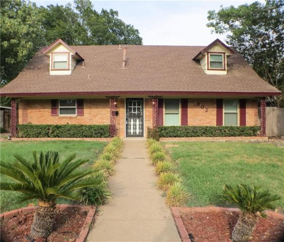 802 Beacon Hill Drive, Irving, TX 75061 (MLS #13896631) :: Robbins Real Estate Group