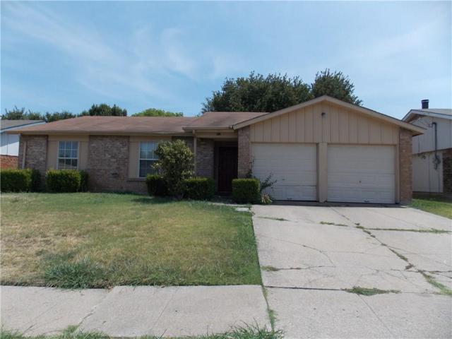 812 W Embercrest Drive, Arlington, TX 76017 (MLS #13896640) :: The Holman Group