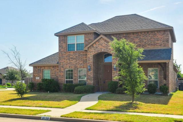 3038 Carlton Parkway, Waxahachie, TX 75165 (MLS #13896643) :: Pinnacle Realty Team