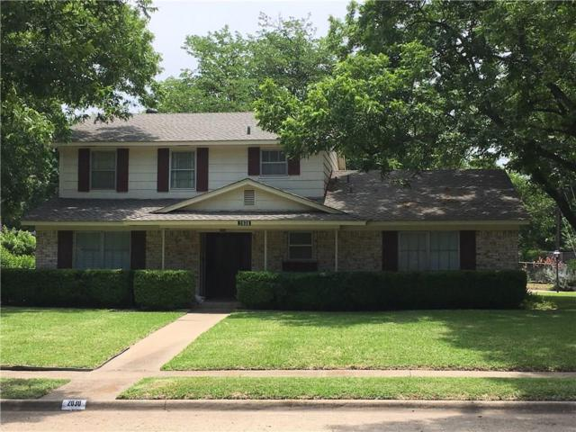 2030 Sage Valley Drive, Richardson, TX 75080 (MLS #13896655) :: Robbins Real Estate Group