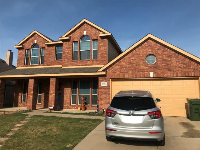 7805 Decoy Drive, Arlington, TX 76002 (MLS #13896678) :: The Holman Group