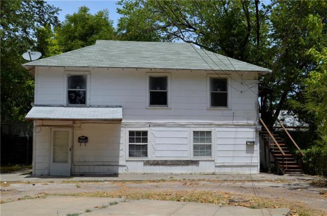 2809 Springdale Road #2, Fort Worth, TX 76111 (MLS #13896695) :: The Rhodes Team