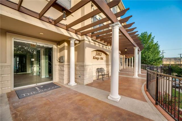 3102 Kings Road #2210, Dallas, TX 75219 (MLS #13896731) :: Team Hodnett
