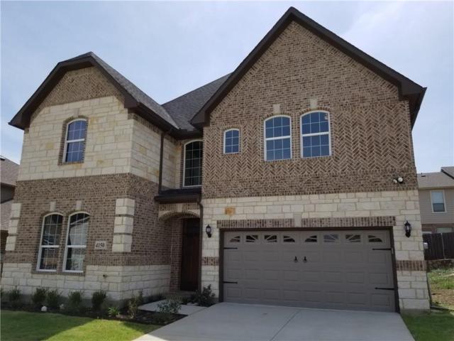 4150 Napoli Way, Irving, TX 75038 (MLS #13896759) :: Robbins Real Estate Group