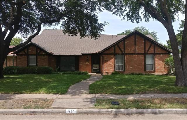 617 E Spring Valley Road, Richardson, TX 75081 (MLS #13896772) :: Robbins Real Estate Group