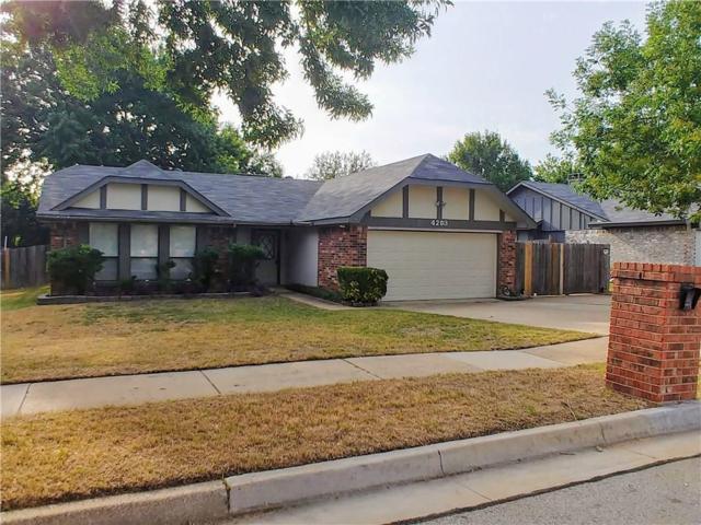 4203 Ravenhill Lane, Arlington, TX 76016 (MLS #13896786) :: Team Hodnett