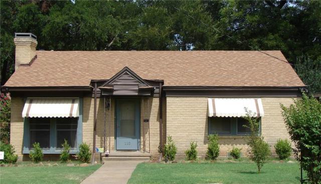 110 N Briscoe Boulevard, Dallas, TX 75211 (MLS #13896830) :: The Holman Group