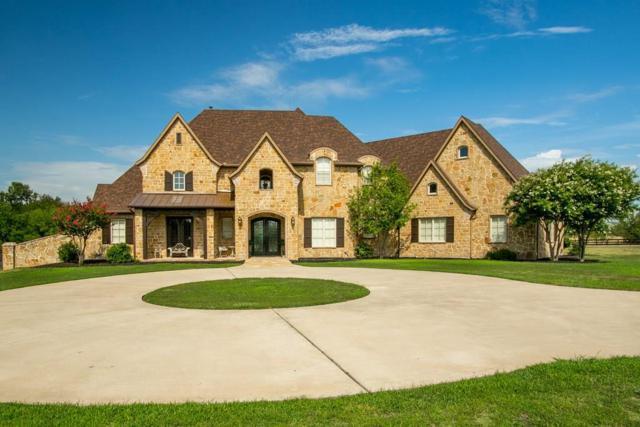 725 Manor Drive, Argyle, TX 76226 (MLS #13896834) :: Team Tiller
