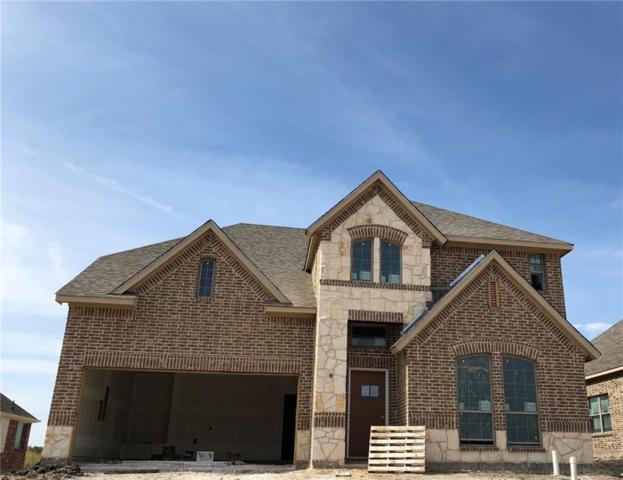 505 Thompson Drive, Van Alstyne, TX 75495 (MLS #13896838) :: The Real Estate Station
