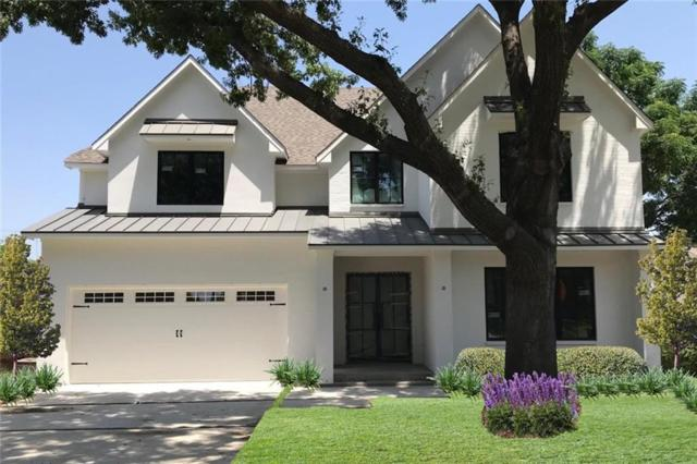 6355 Malcolm Drive, Dallas, TX 75214 (MLS #13896868) :: The Mitchell Group