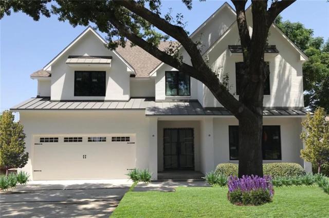 6355 Malcolm Drive, Dallas, TX 75214 (MLS #13896868) :: The Holman Group