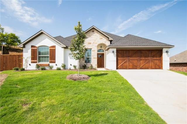 801 Joshua Drive, Burleson, TX 76028 (MLS #13896871) :: The Hornburg Real Estate Group