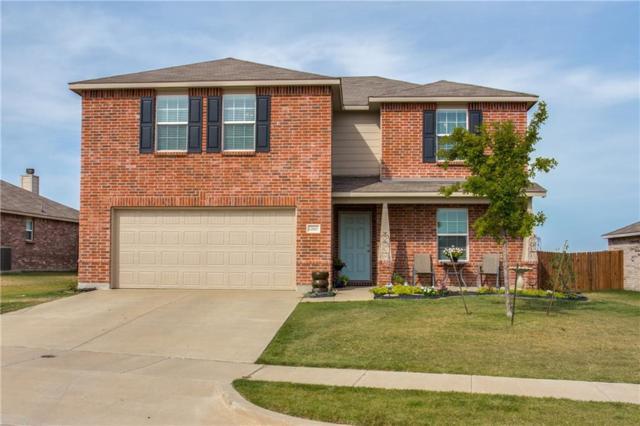1260 Boxwood Lane, Burleson, TX 76028 (MLS #13896881) :: Team Hodnett