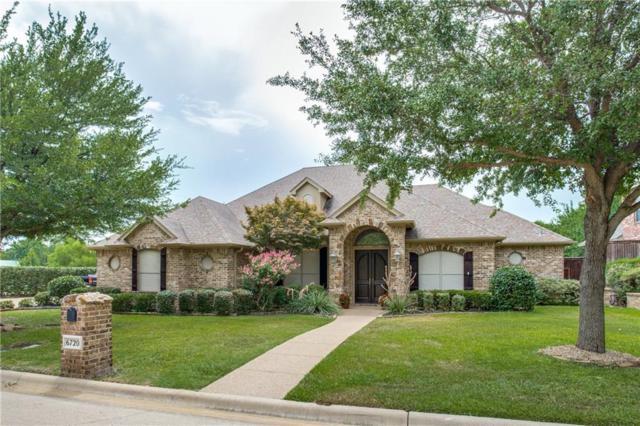 6720 Ridge Estates Court, Arlington, TX 76001 (MLS #13896892) :: The Holman Group